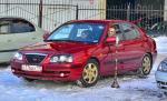 Красная Элантра