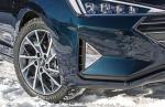 ПТФ Hyundai Elantra 2020