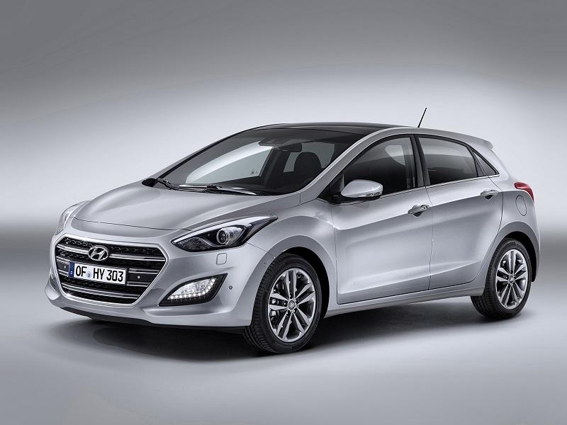 Рестайлинг Hyundai I30 2015 года