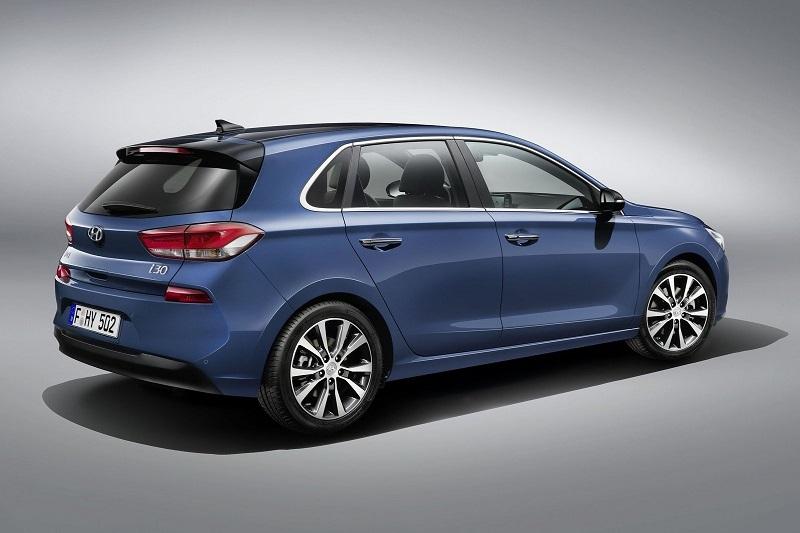 Hyundai i30 3 поколение