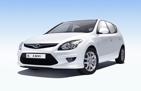Hyundai i30 facelift 2010