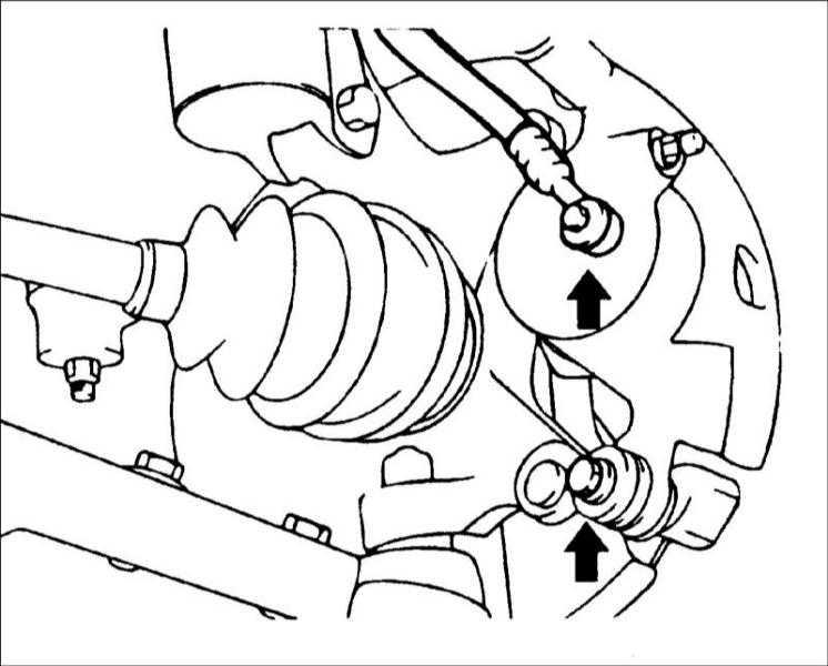 Замена переднего тормозного диска и суппорта hyundai